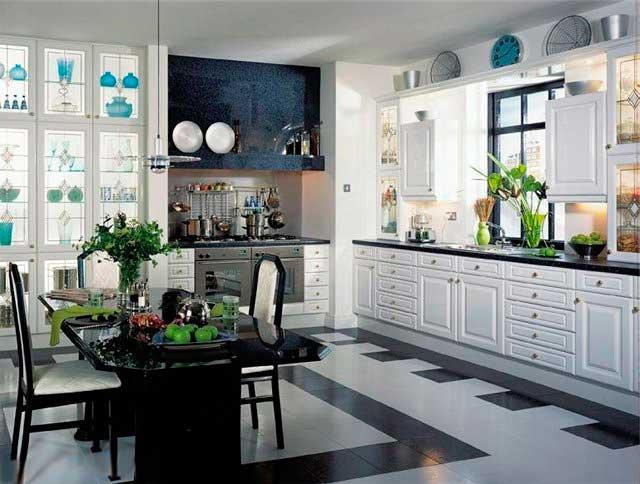 Кухня,покрытие